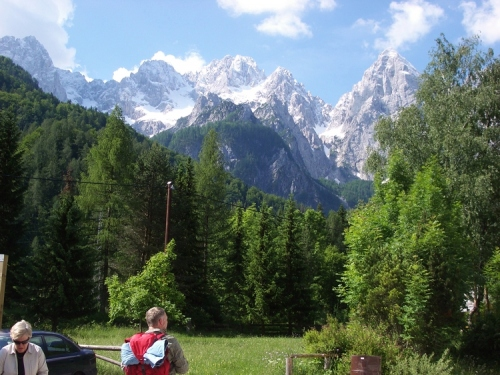 Guided Walking Holidays provided by Slovenia Walking Holidays